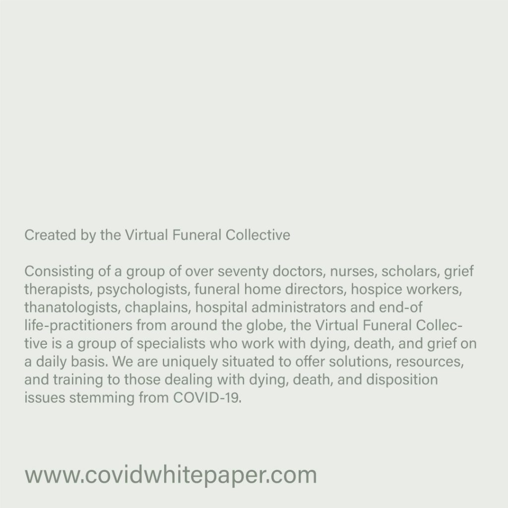 Covid White Paper