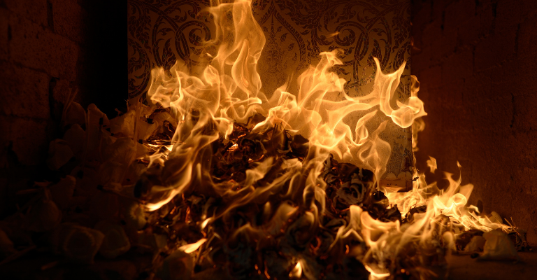 Cremation and Mercury